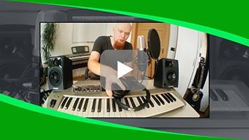 Was brauche ich zum Musik produzieren im Home Studio?