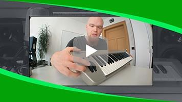 Welches Keyboard brauche ich für mein Homestudio?