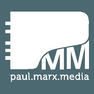 Paul Marx Media width=