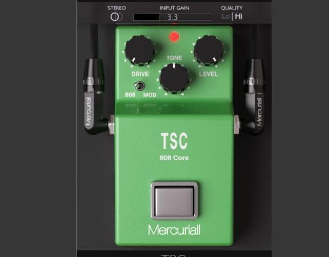 Mercuriall TSC